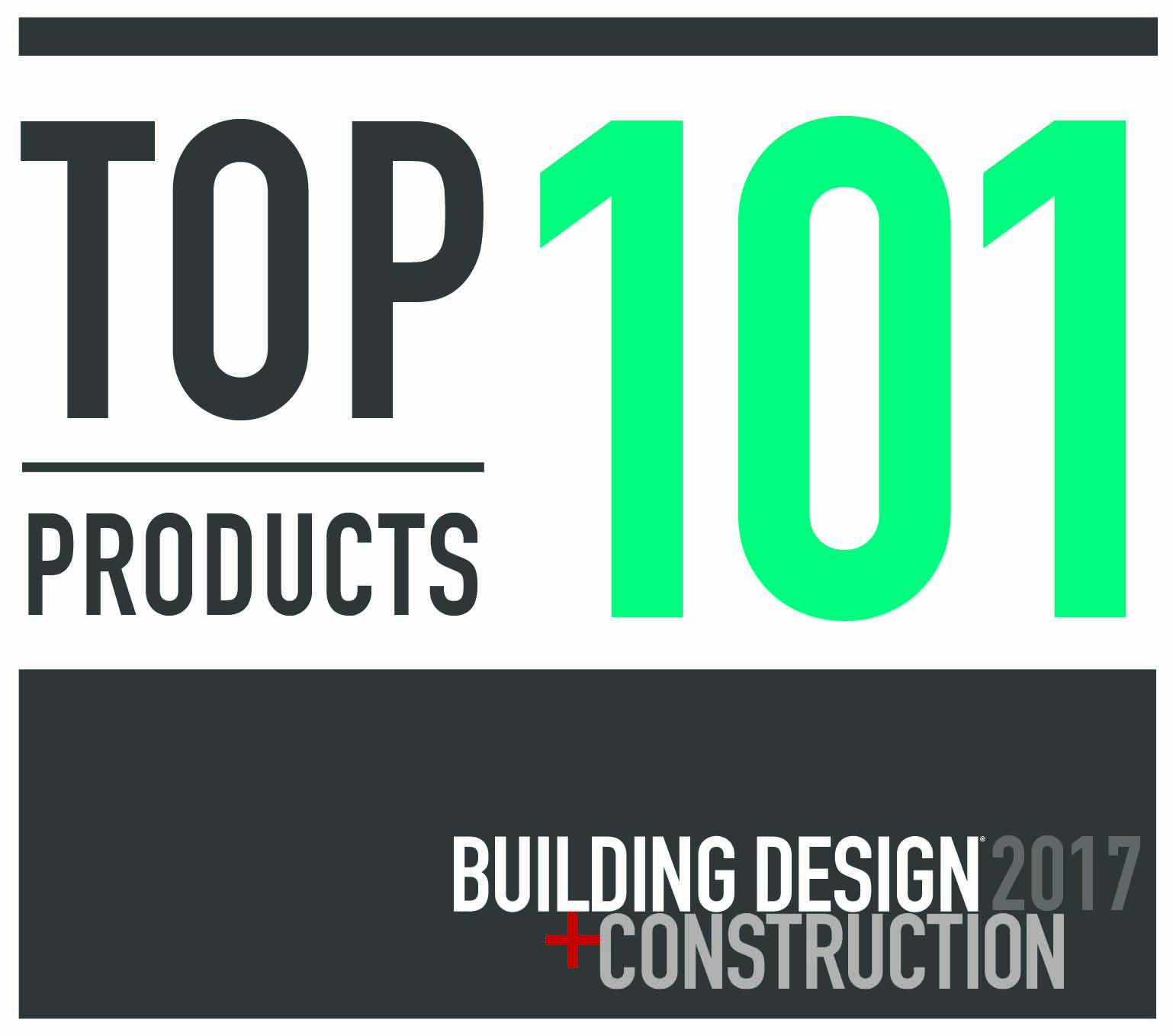 BD+C Top 100 Products 2017 Logo